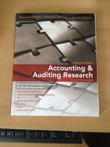 UMUC Acct 495 Issues in Accounting Practice in Ramstein, Germany