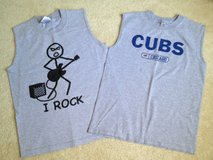 Boys L Sleeveless T-Shirts Muscle Tees in Westmont, Illinois