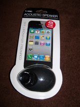 NEW Vibe Sound Acoustic Speaker for iPhone 4/4S in Camp Lejeune, North Carolina