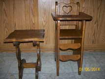doll high chair and table in Fort Knox, Kentucky