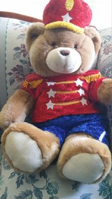 Plush Bear in Fort Lewis, Washington