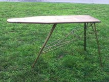 Antique Wood Ironing Board in Fort Campbell, Kentucky