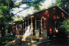 Weekly Cabin Rental on Lake Shishebogama, Minocqua, WI in Bolingbrook, Illinois