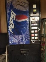 Pepsi Machine in Spring, Texas
