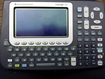 TEXAS INSTRUMENTS (VOYAGE 200) GRAPHING CALCULATOR in Bolingbrook, Illinois